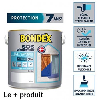 Bondex SOS rénovation Multi supports 2L