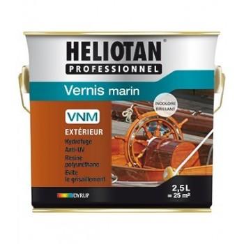 Vernis marin Heliotan professionnel VNM 2.5L Naturel brillant