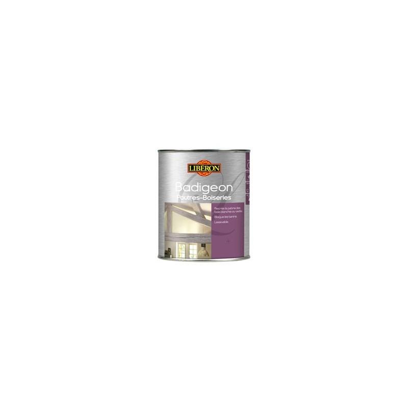 Destockage badigeon poutres et boiseries lib ron promotion for Produits liberon