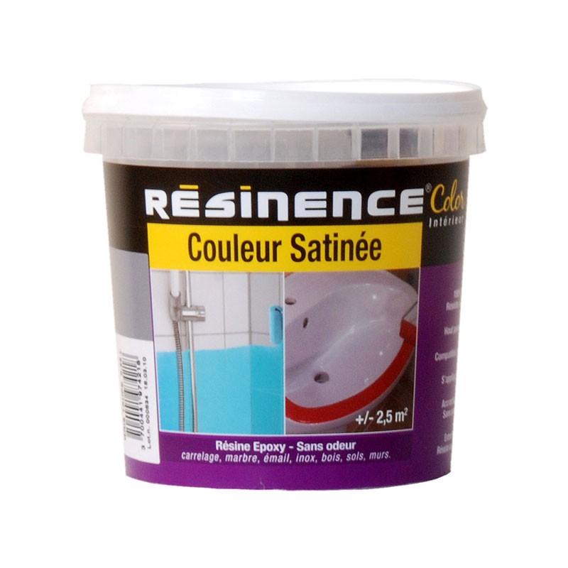 R sinence color r sine poxy color e bicomposant l 39 eau en promo - Resine epoxy resinence ...