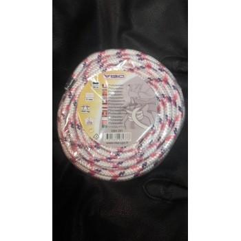 Corde polyester VISO diamètre 8mm longueur 20m