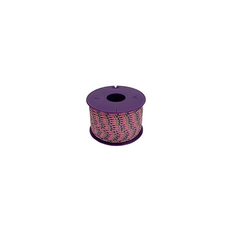 Corde bobine polyester viso diamètre 4mm longueur 27m