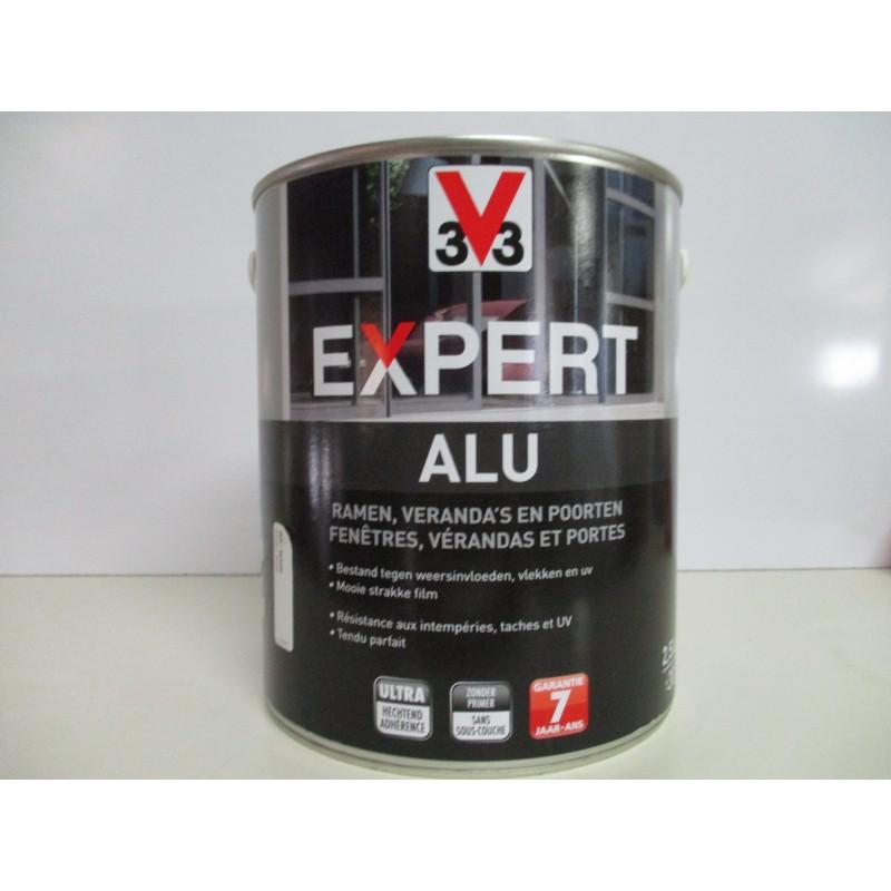 Peinture EXPERT ALU V33 2.5L