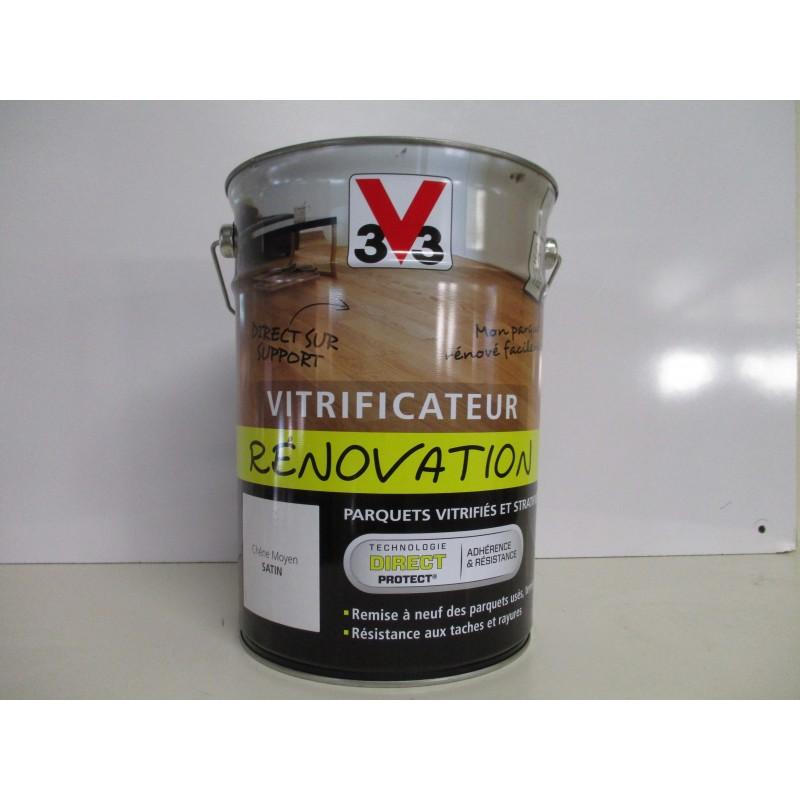 Vitrificateur rénovation V33 5L