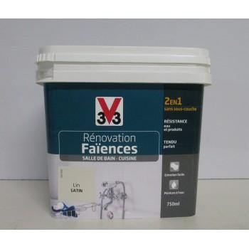 Peinture RENOVATION Faïences V33 750mL