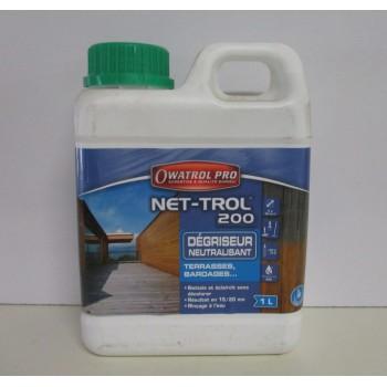 Dégriseur neutralisant NET-TROL 200 OWATROL 1L