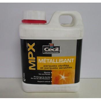 Métallisant MPX CECIL PROFESSIONNEL 1L