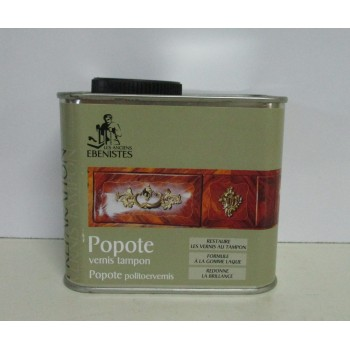 Popote vernis tampon LES ANCIENS EBENISTES 500ml