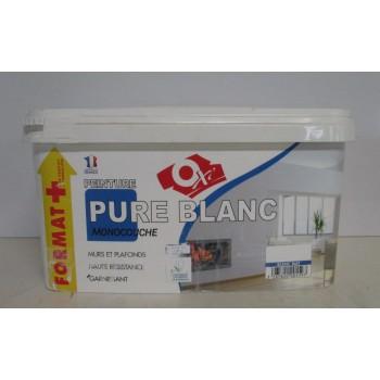 Peinture pure blanc OXI 3L blanc mat