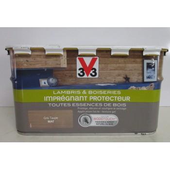 Imprégnant protecteur lambris et boiseries V33 2.5L mat