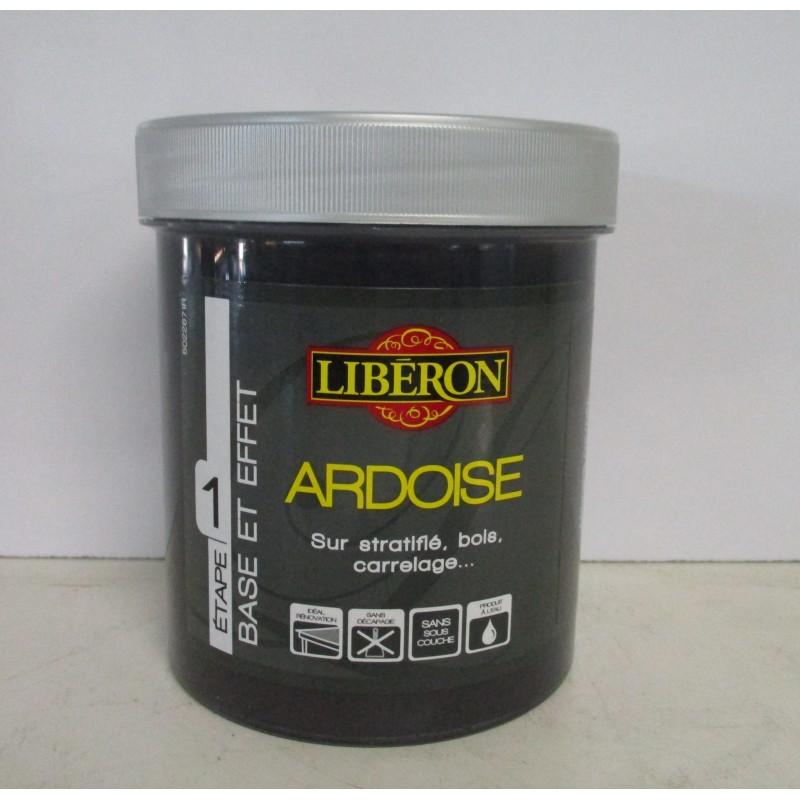Achetez à Lempdes la Peinture à effet ardoise  LIBERON 500ml satinée