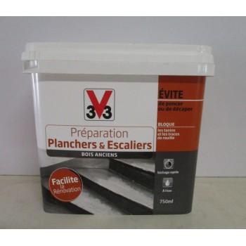 Achetez à Lempdes Préparation planchers & escaliers V33 750ml incolore