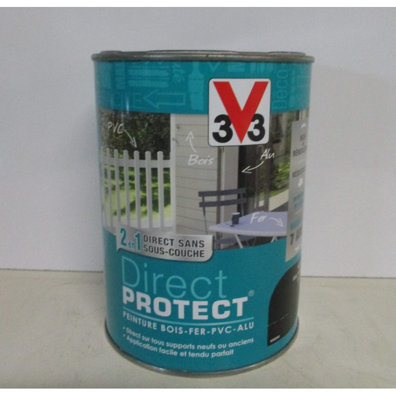 Peinture MultiMatriaux Direct Protect V L En Promotion