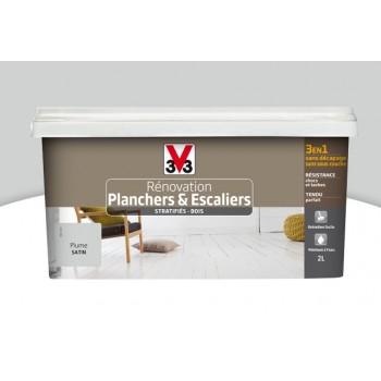 peinture r novation planchers escaliers v33 750ml 2l sat en promotion. Black Bedroom Furniture Sets. Home Design Ideas