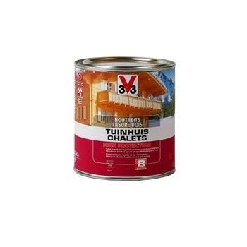 Lasure Chalet V33 High Protection 2.5L + 20% Gratuit