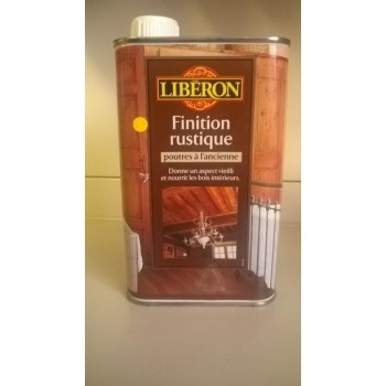 Finition rustique Libéron 0.5L